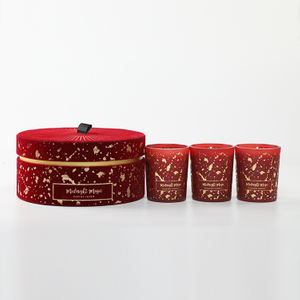 Velvet Collection Midnight Magic 70g*3 Scented Candle