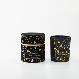 Velvet Collection Black Cedarwood 150g Scented Candle