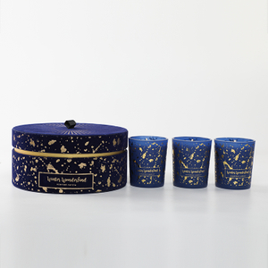 Velvet Collection Winter Wonderland 70g*3 Scented Candle