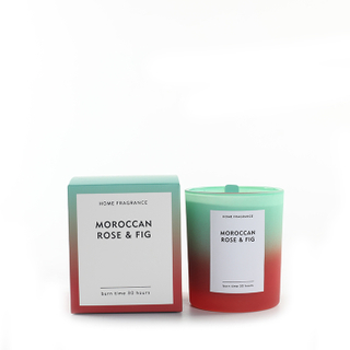As Simple As Color Collection Moroccan Rose&Fig 150g Scented Candle