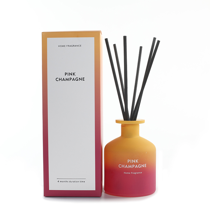 As Simple As Color Collection Pink Champagne 180ml Reed Diffuser