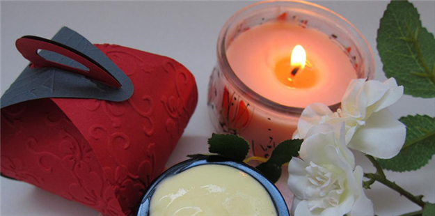 Notes on scented candles