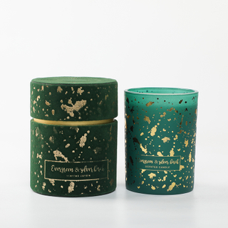 Velvet Collection Evergreen Silver Birch 250g Scented Candle