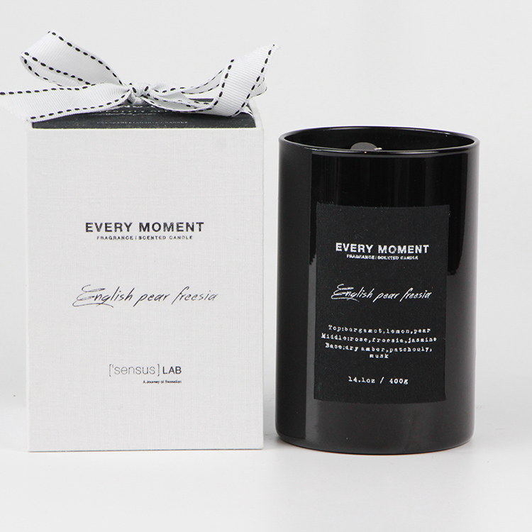Every Moment Series English pear & freesia 400g Scented Candles