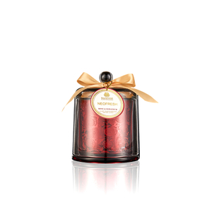 Neo Fresh Collection Rose&Geranium 270g Scented Candle