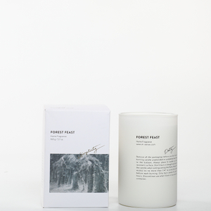 Sound of Wind Collection Forest feast 400g Scented Candles